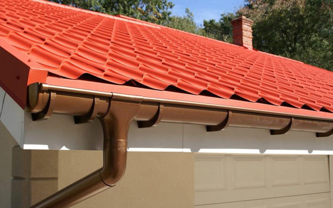 Как выбрать водосток для крыши?